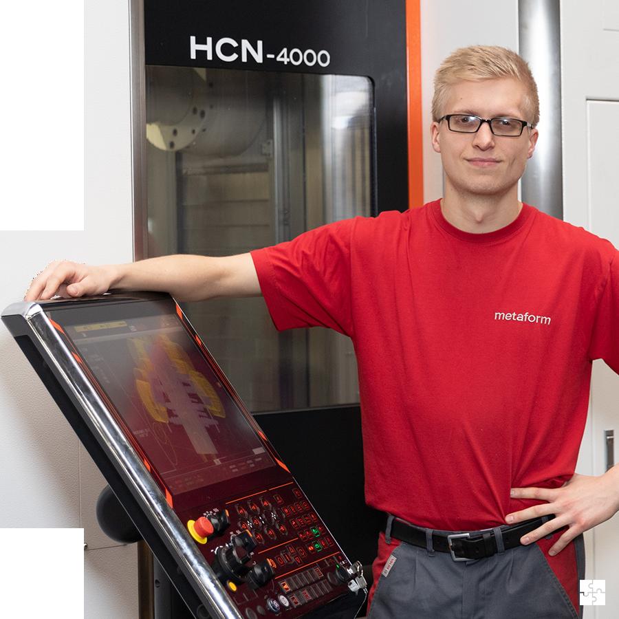 metaform Maschinenteile GmbH - Angebot anfordern